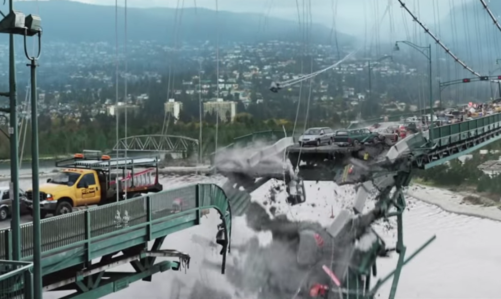 Remember the Bridge Scene in 'Final Destination 5'? Apparently It's Pretty  Accurate - Bloody Disgusting