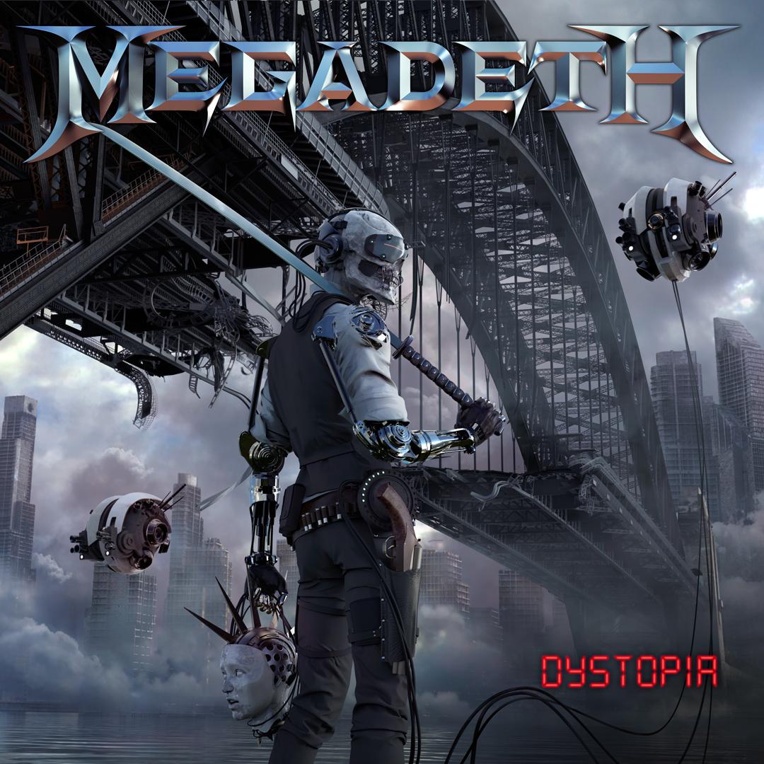 MEGADETH | Dystopia | via Universal Music