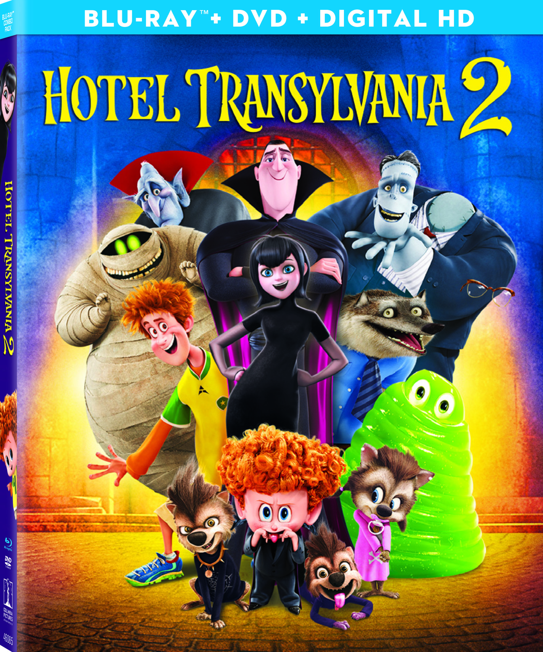 Book Your Stay In Hotel Transylvania 2 This January