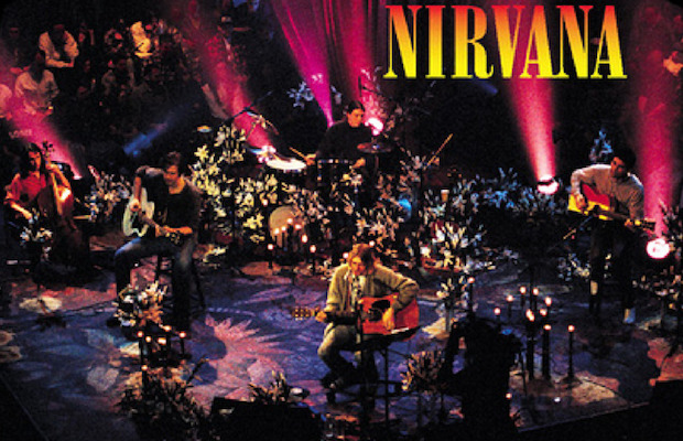 nirvana unplugged