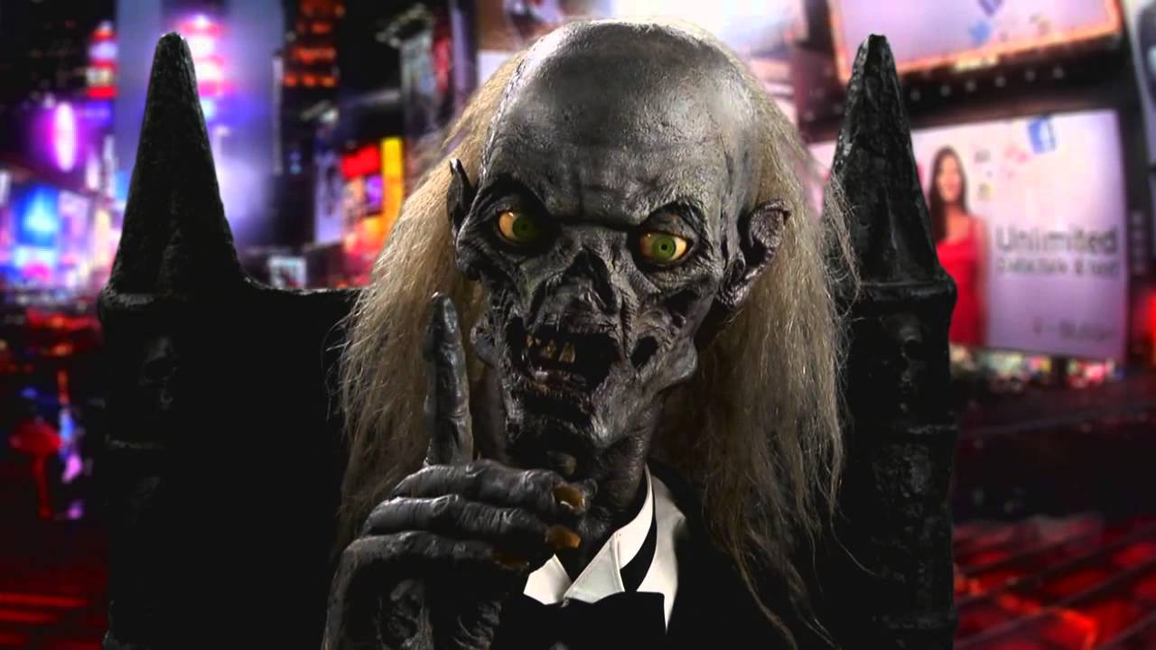 Remember The Crypt Keeper Toy That Was Marketed To Kids