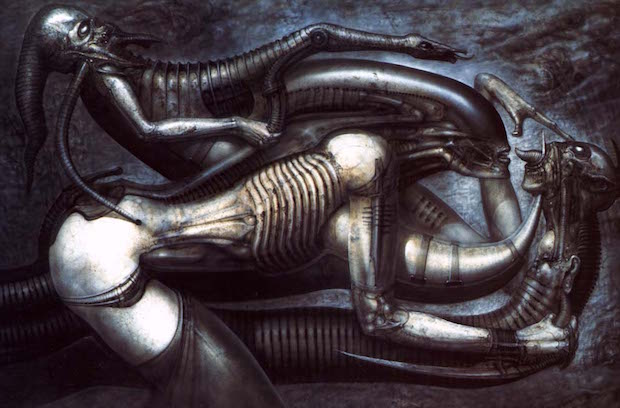 NSFW: The Original Xenomorph Design in 'Prometheus' Was ...Xenomorph Queen Prometheus