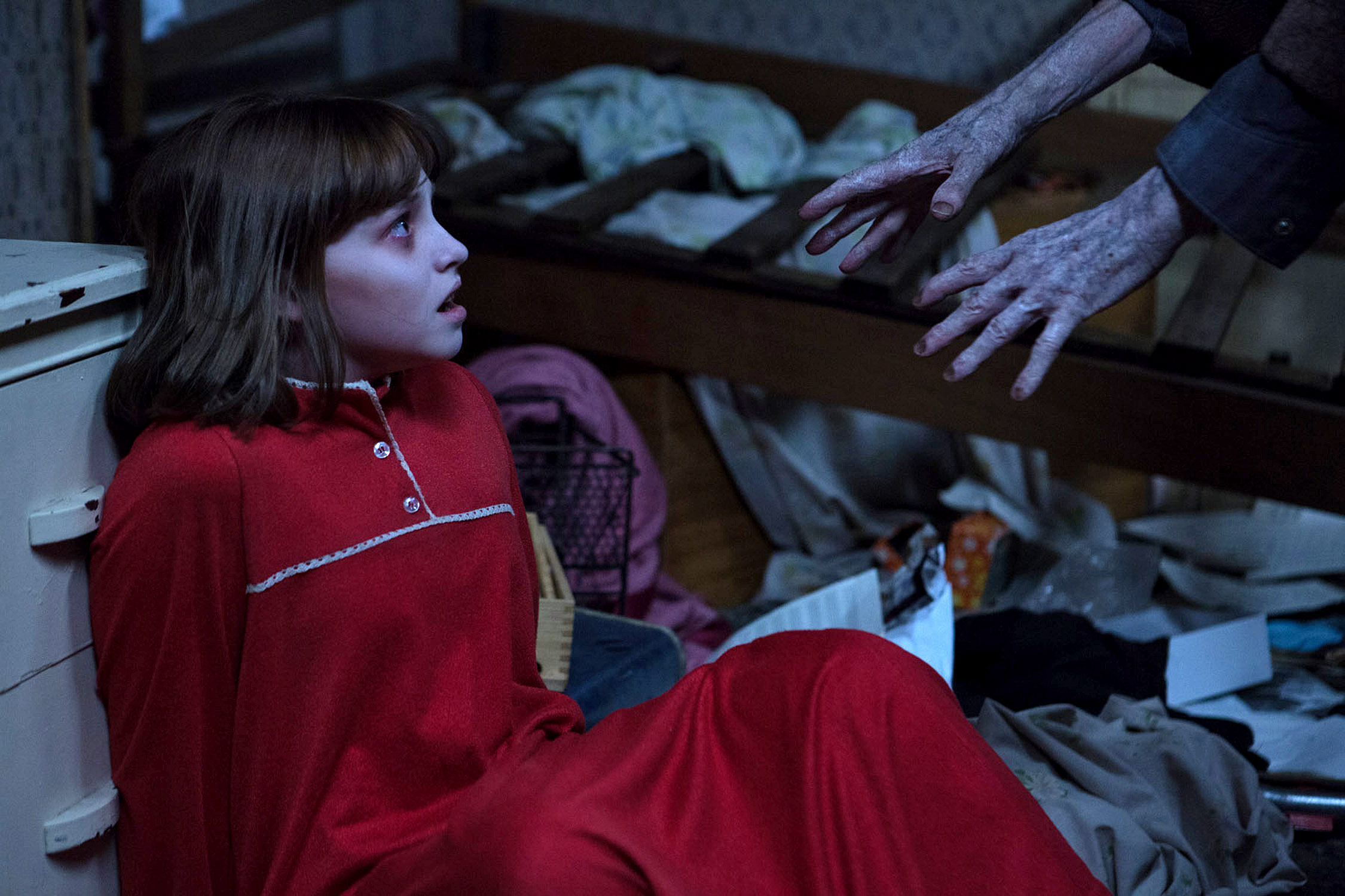 Set Visit Report James Wan S The Conjuring 2 Bloody Disgusting
