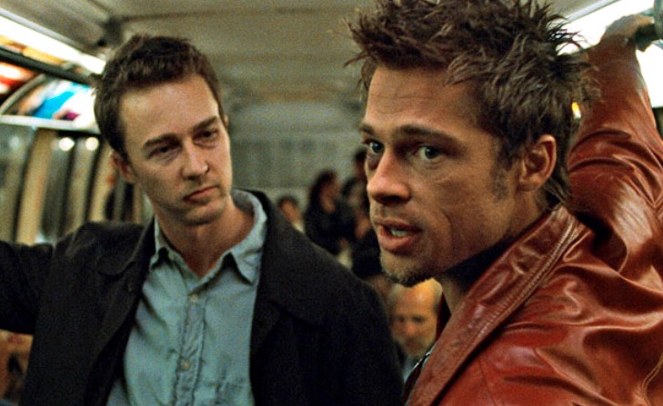 Want to See 'Fight Club' Without Brad Pitt's Tyler Durden?! - Bloody Disgusting