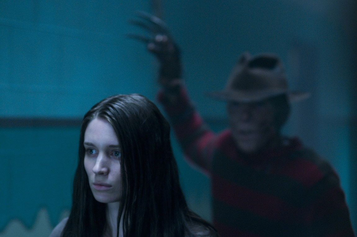 Image result for rooney mara nightmare on elm street