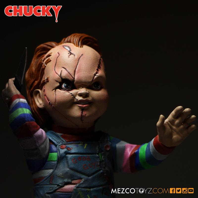 Mezos Growing Toy Line Includes 5inch Chucky From Childs Play