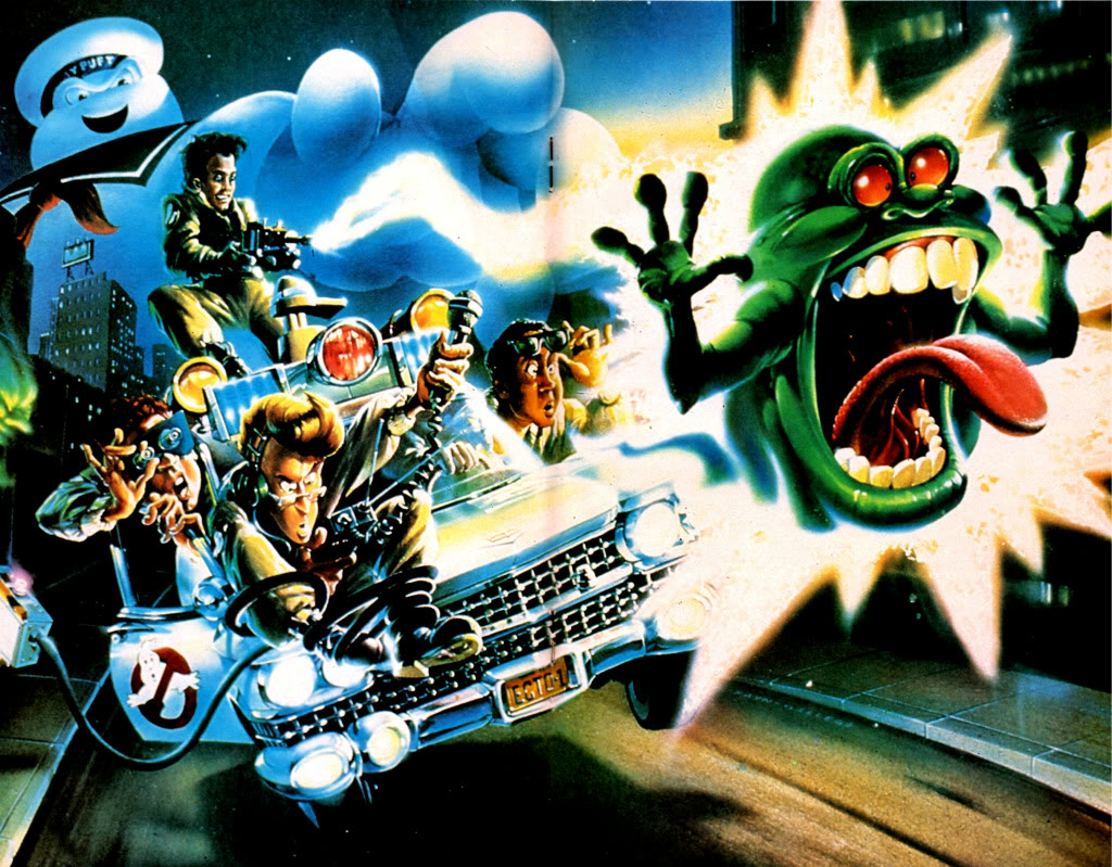 "Movie Poster 2019: ""The Real Ghostbusters"" Series Finally Getting DVD/Digital"