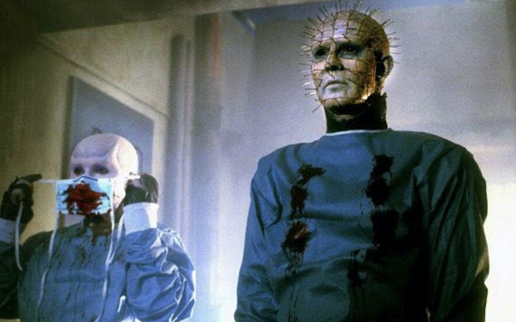 Image result for hellbound hellraiser ii