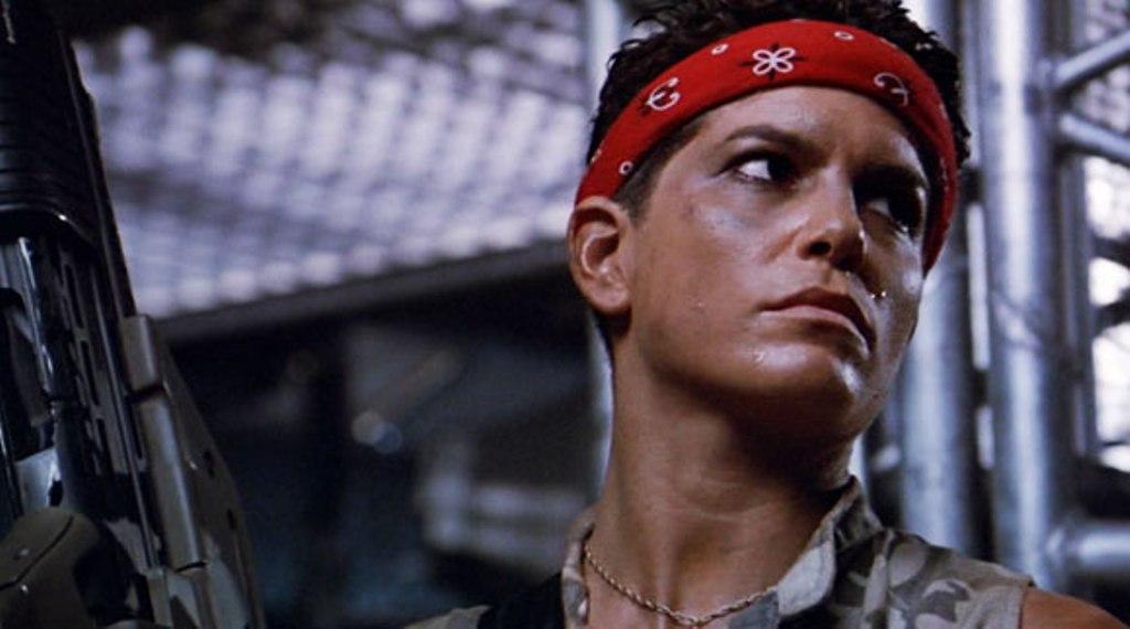 Image result for Aliens 1986 Vasquez