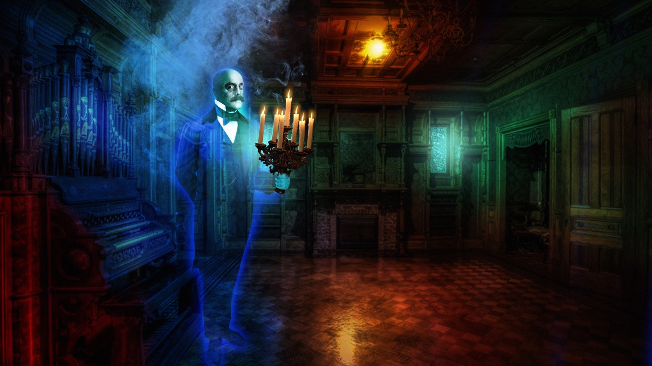 take a candlelight tour of the winchester mystery house! - bloody