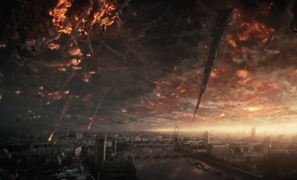 New Independence Day Resurgence Clip Reveals Catastrophic Devastation Bloody Disgusting