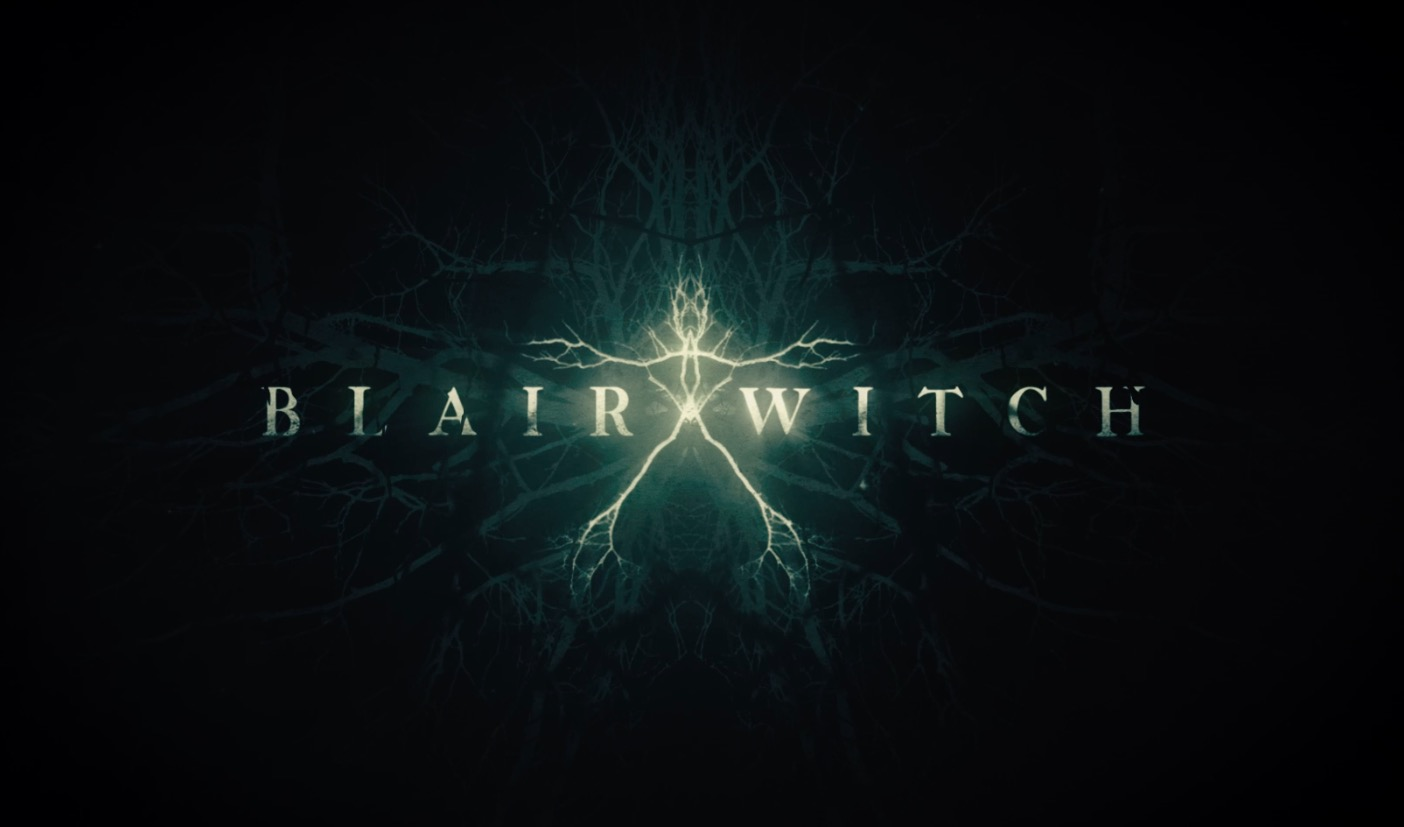 The Woods Is Actually Blair Witch Trailer And Poster Sdcc