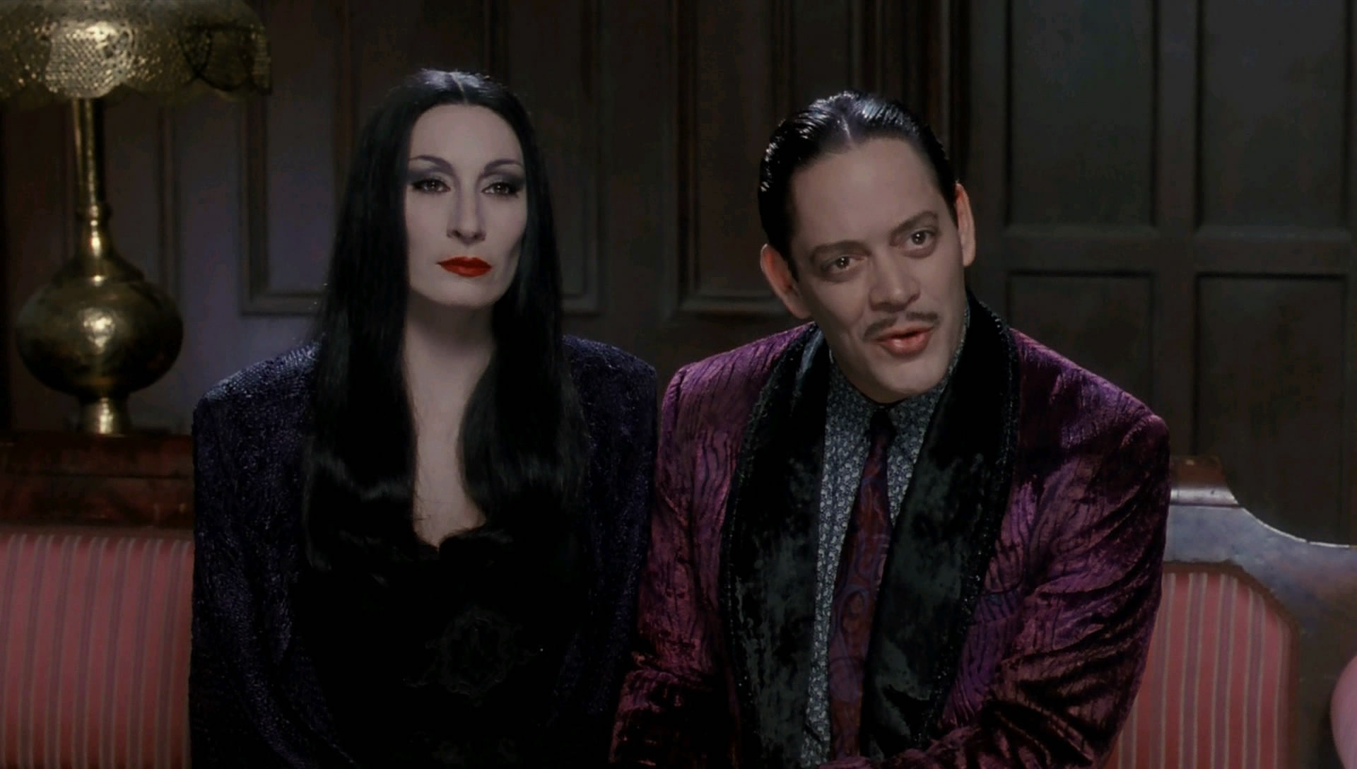 Exhumed Exonerated The Addams Family 1991 Bloody
