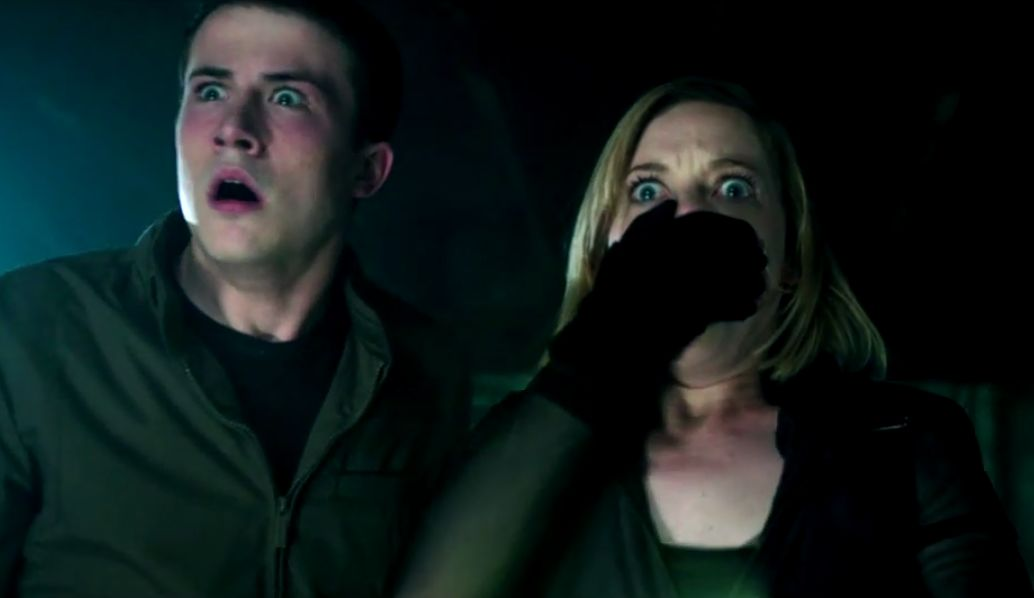 Don T Breathe Jane Levy Dylan Minnette And Daniel