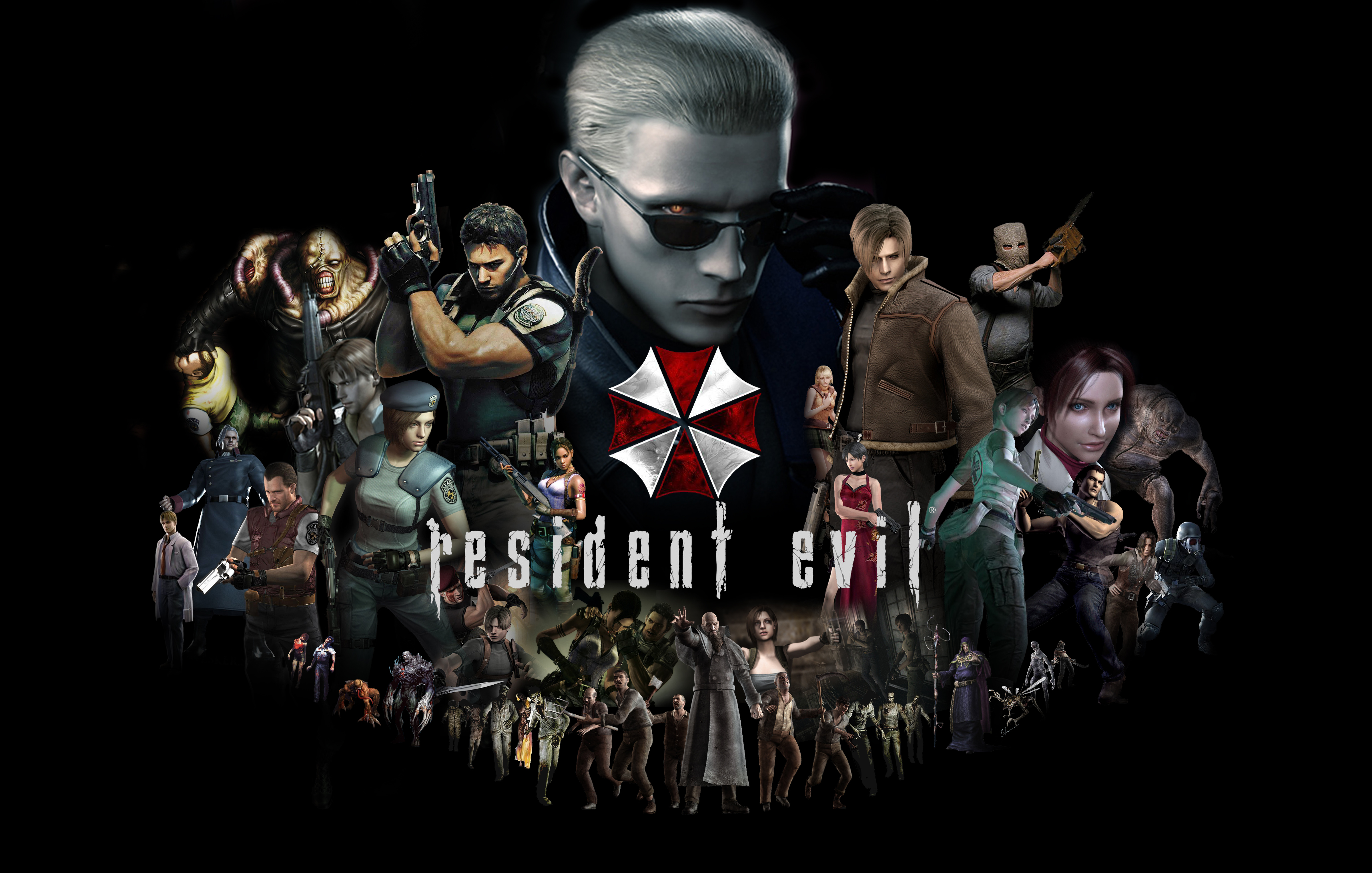 A Definitive Ranking of the 'Resident Evil' Games - Bloody Disgusting