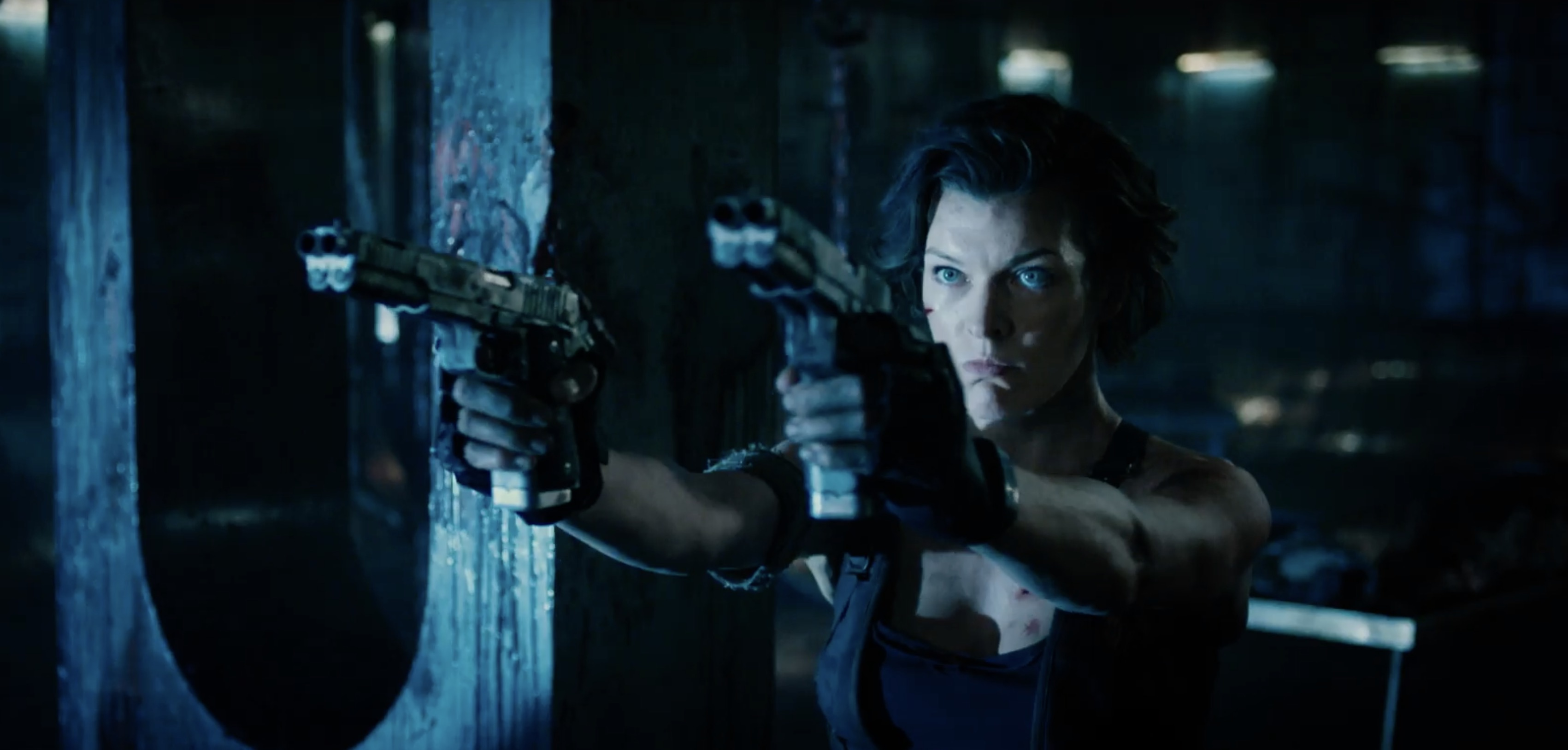 Resident Evil The Final Chapter Trailer Alice Returns Home To
