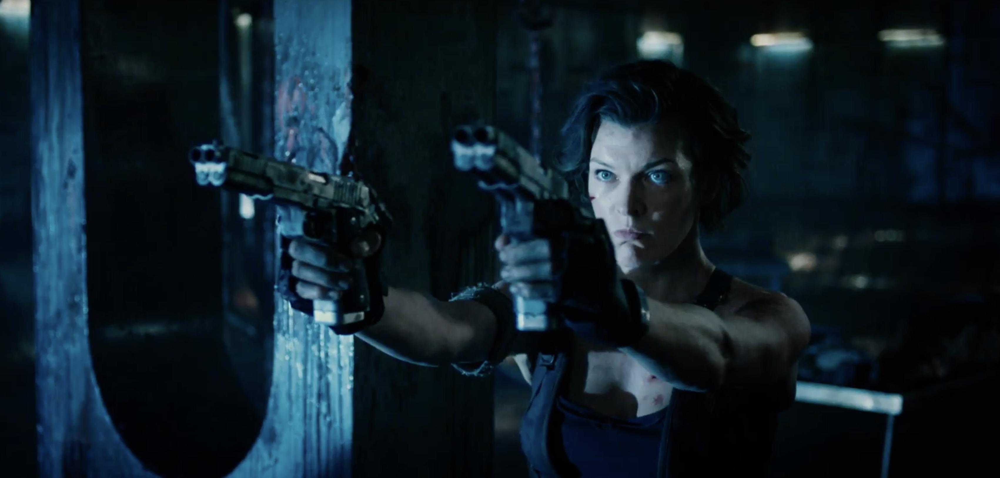 Resident Evil The Final Chapter Abigail Featurette: 'Resident Evil: The Final Chapter' Trailer: Alice Returns