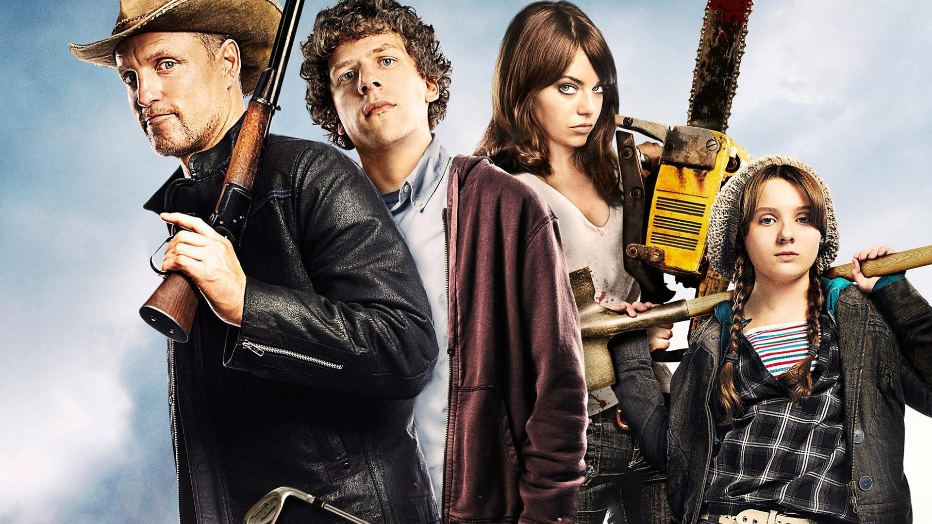 All Comedy Movies In 2009 zombieland 2' is official with director ruben fleischer and