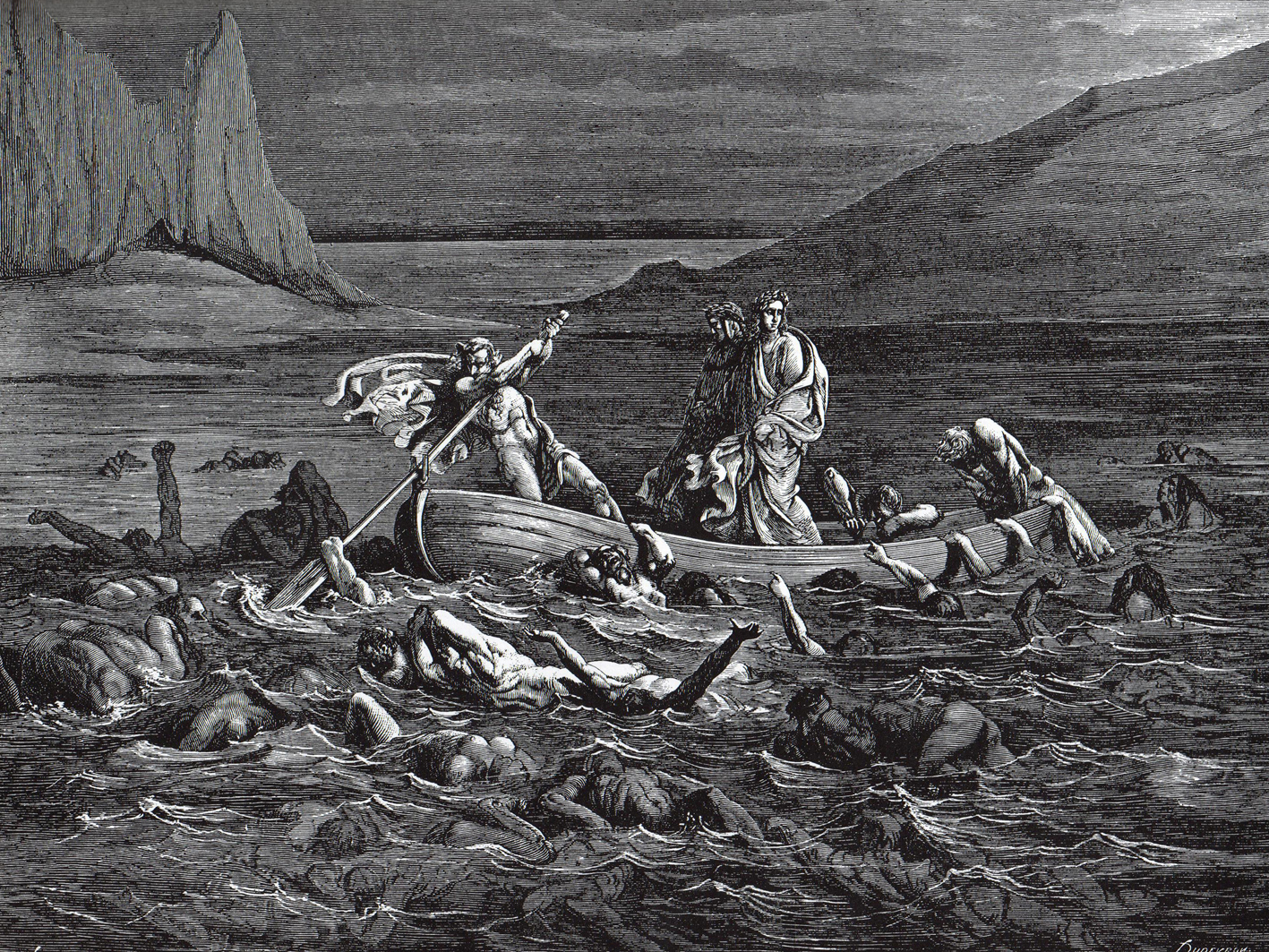 Meet Gustave Doré, the Man Who Shaped Our Vision of Hell - Bloody ...