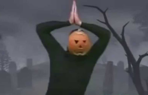 Theres A Twitter Dedicated To Creating New Dancing Pumpkin Guy