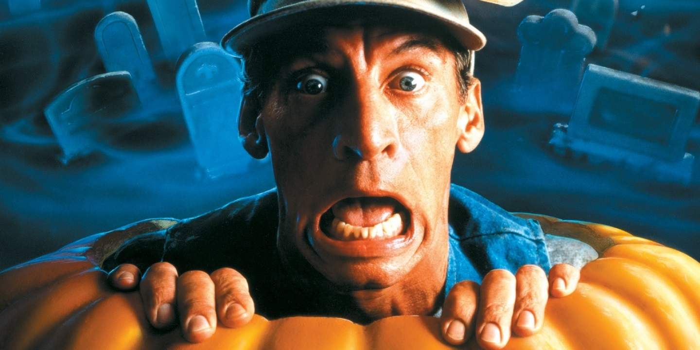 Ernest Saves Christmas Cast.Exhumed Exonerated Ernest Scared Stupid 1991 Bloody