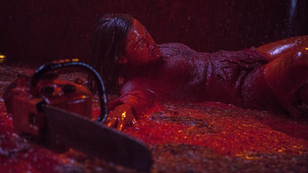 Butcher Block Still Raining Blood 5 Years Later In Evil Dead Bloody Disgusting