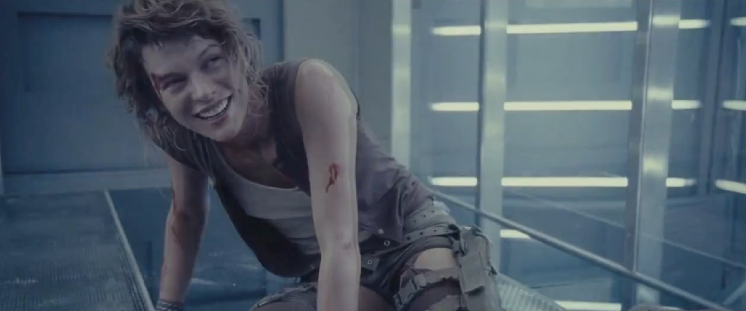 Resident Evil The Final Chapter Fan Made Trailer Alice Vs Dr