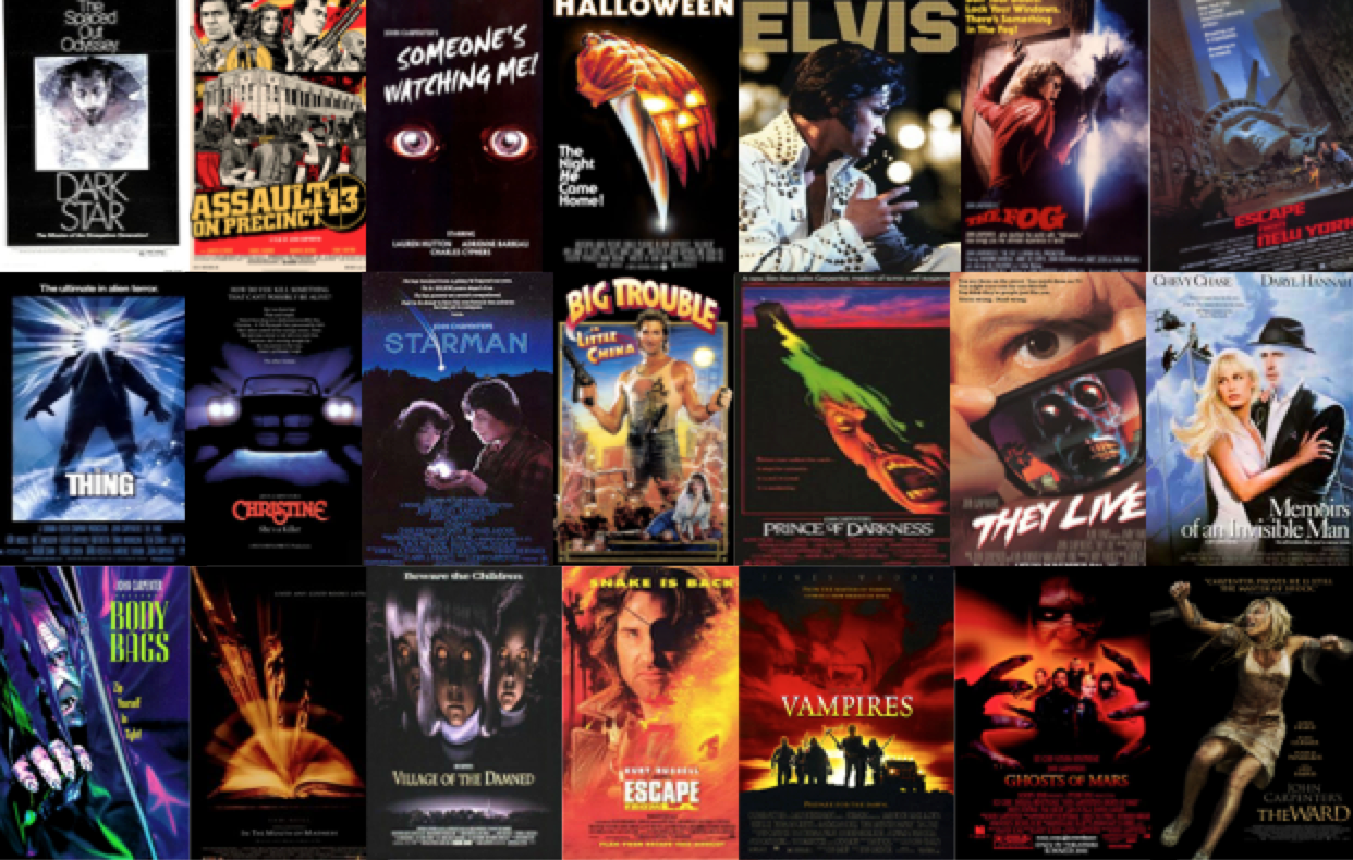 John Carpenter's Films