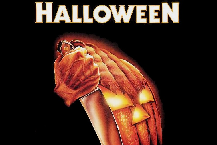 Halloween 1978 Movie Poster.You Ll Never Unsee This Hidden Image On Original Halloween