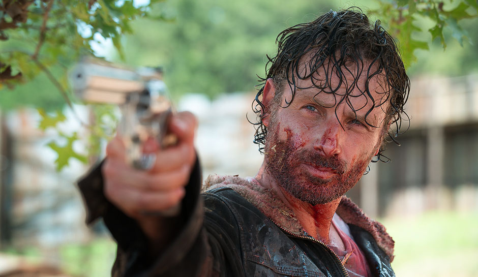 Andrew Lincoln S Idea For Final Scene Of Quot The Walking Dead