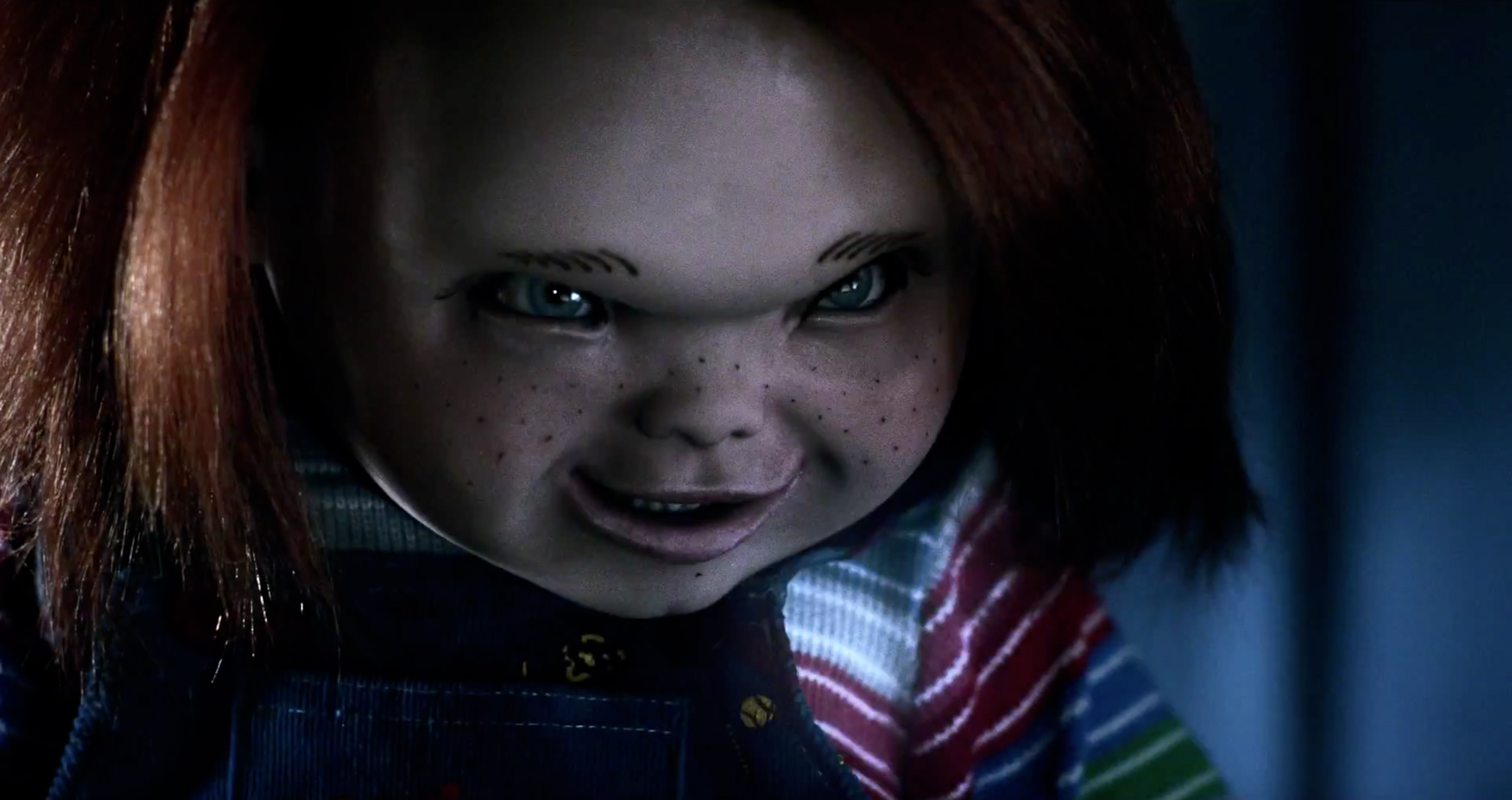 Don Mancini Is Standing On The Curse Of Chucky Set Bloody