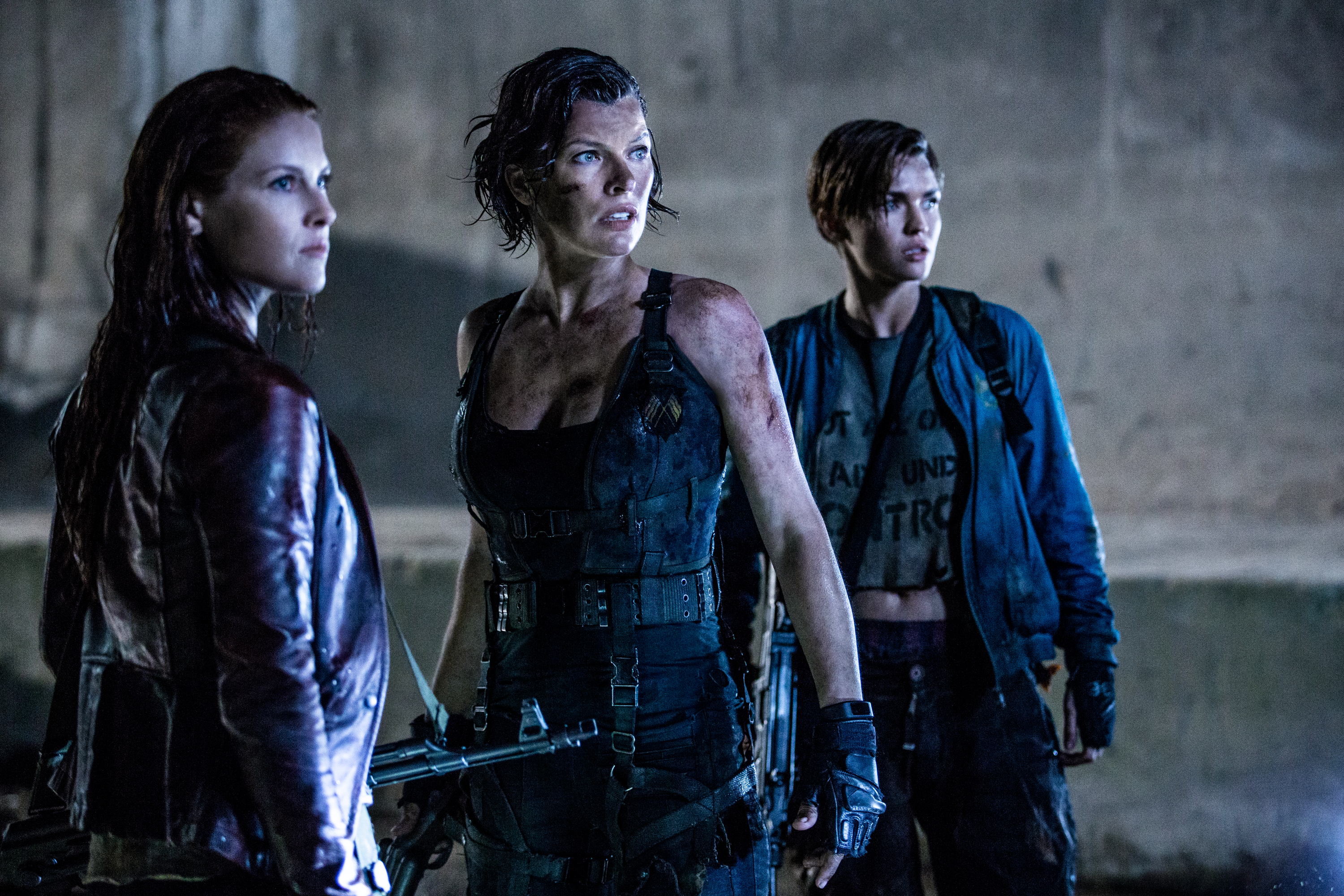 Win The New Resident Evil Game And A Final Chapter Poster
