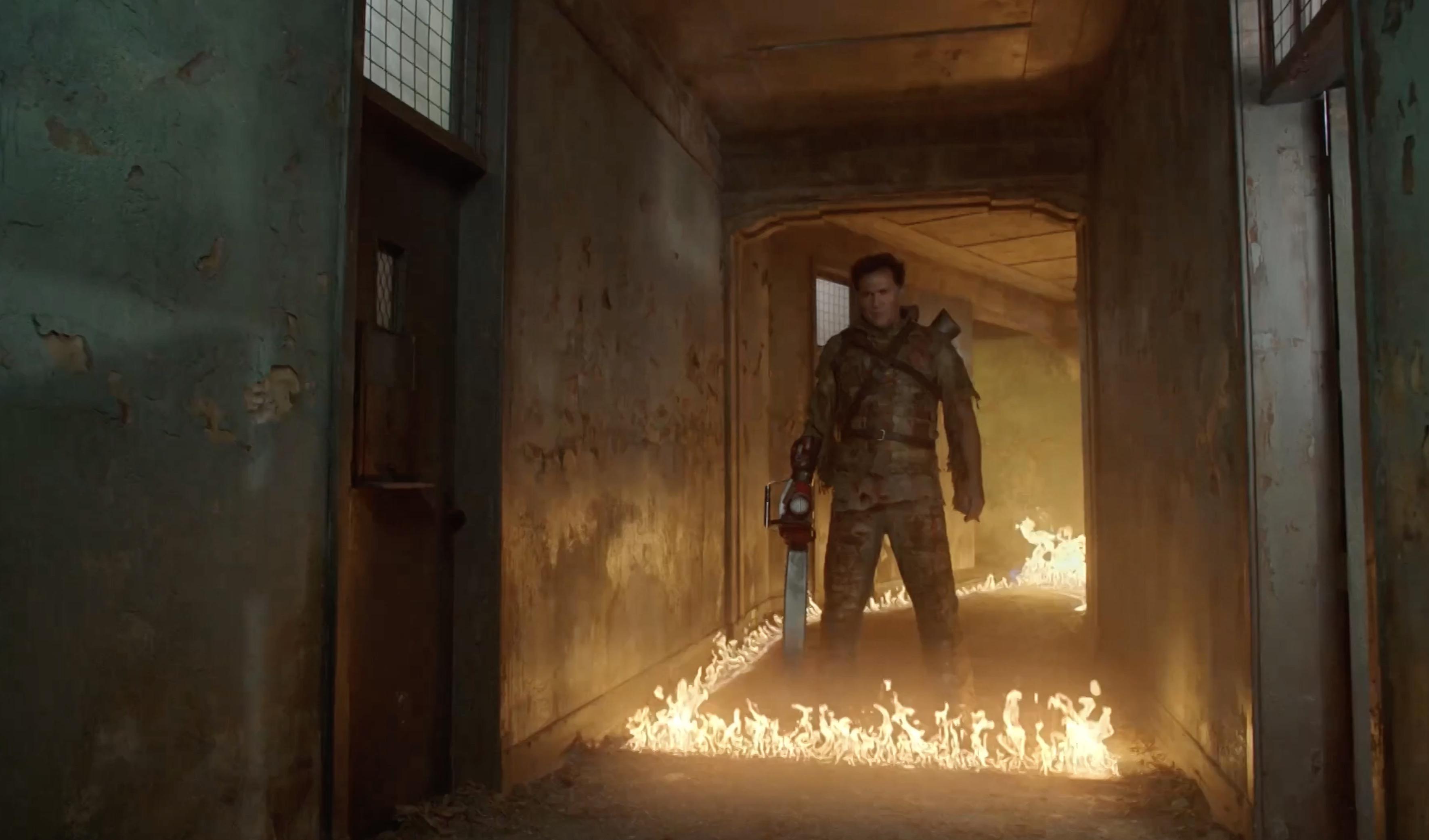 Ash vs. Evil Dead Season 4 Went Into The Apocalypse
