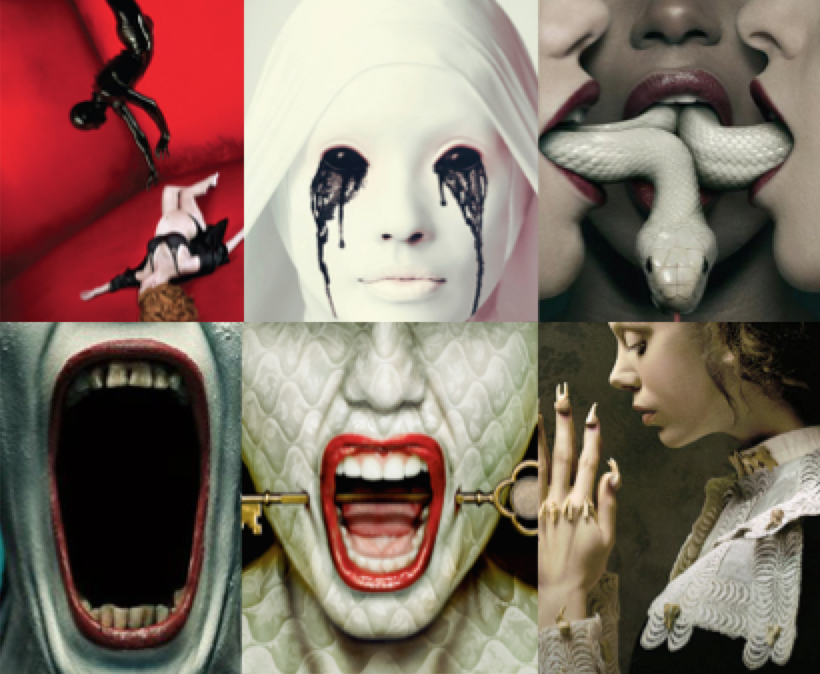 "A Definitive Ranking of the ""American Horror Story"" Seasons (Now With ""Roanoke""!) - Bloody Disgusting"