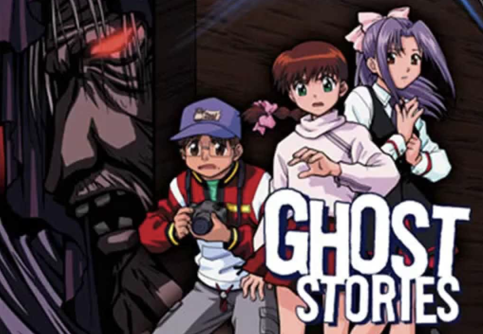 The Tale Of Ghost Stories And Its Hilariously Offensive Dub