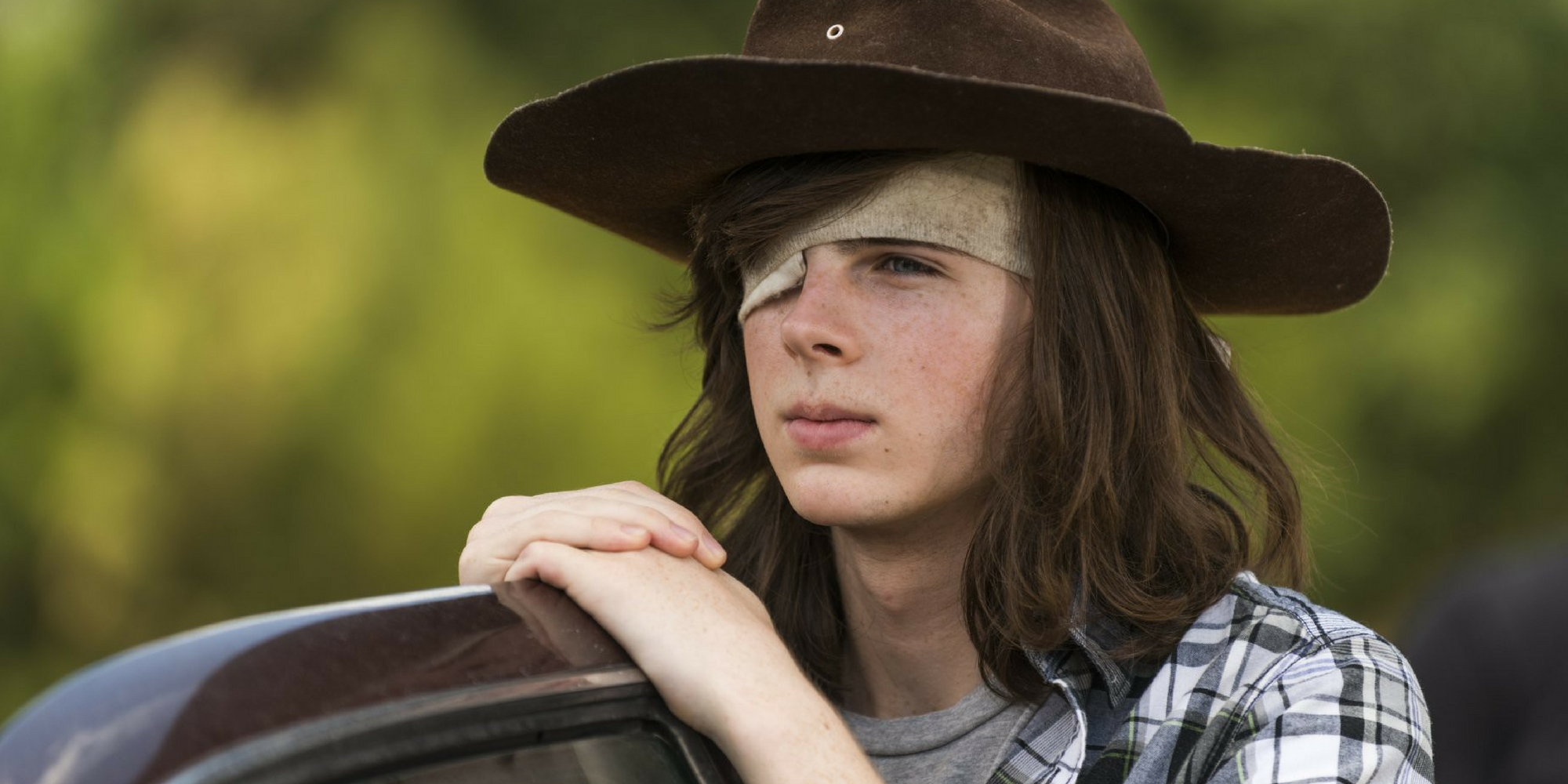 "Could ""The Walking Dead"" Lose its Carl Grimes?! - Bloody Disgusting"