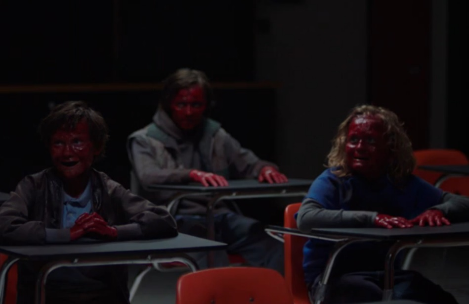 """This Clip From the """"Channel Zero: Candle Cove"""" Finale Will ..."""