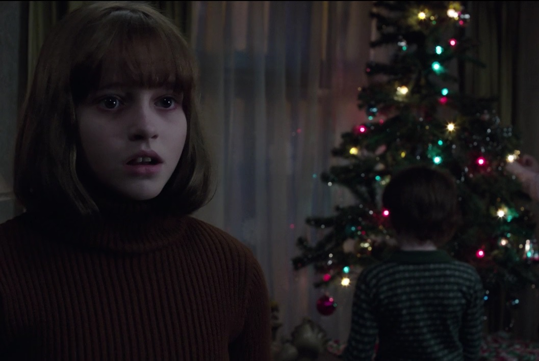 james wan wants you to know that the conjuring 2 is totally a christmas movie bloody disgusting - Annabelle Christmas