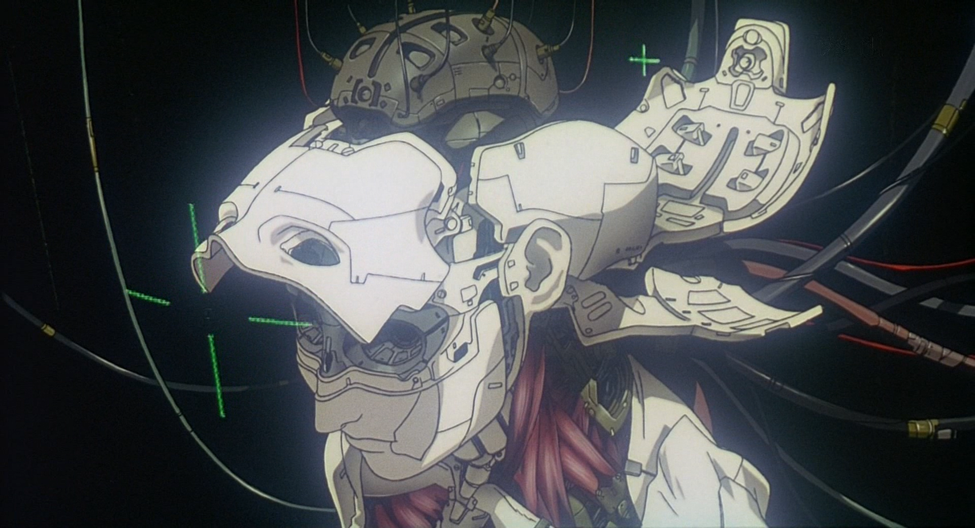 The Ghost In Shell Opening Sequence Is Just Like One From Anime