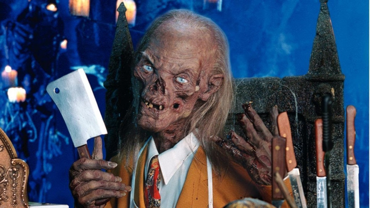 Here S What Happened With Tnt S Tales From The Crypt Exclusive