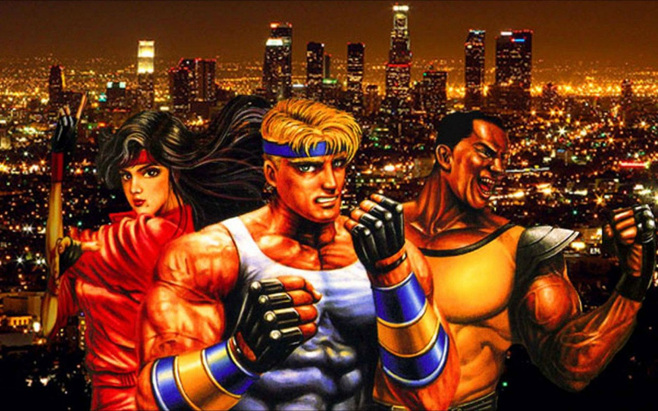 Sega S Altered Beast And Streets Of Rage Are Going To Be