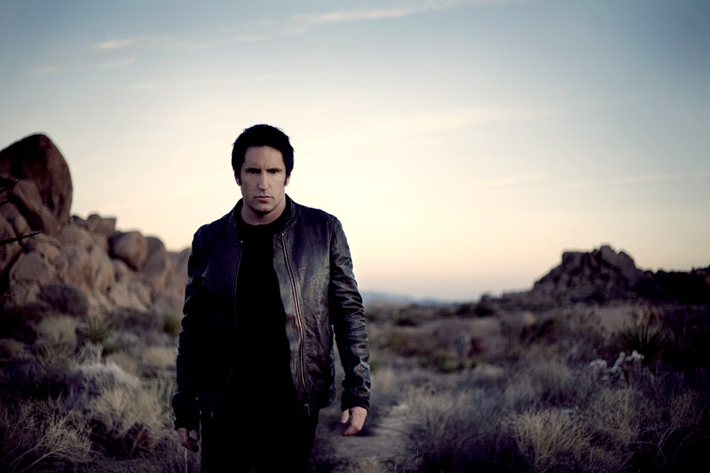 Nine Inch Nails Trent Reznor Photo Credit: Rob Sheridan