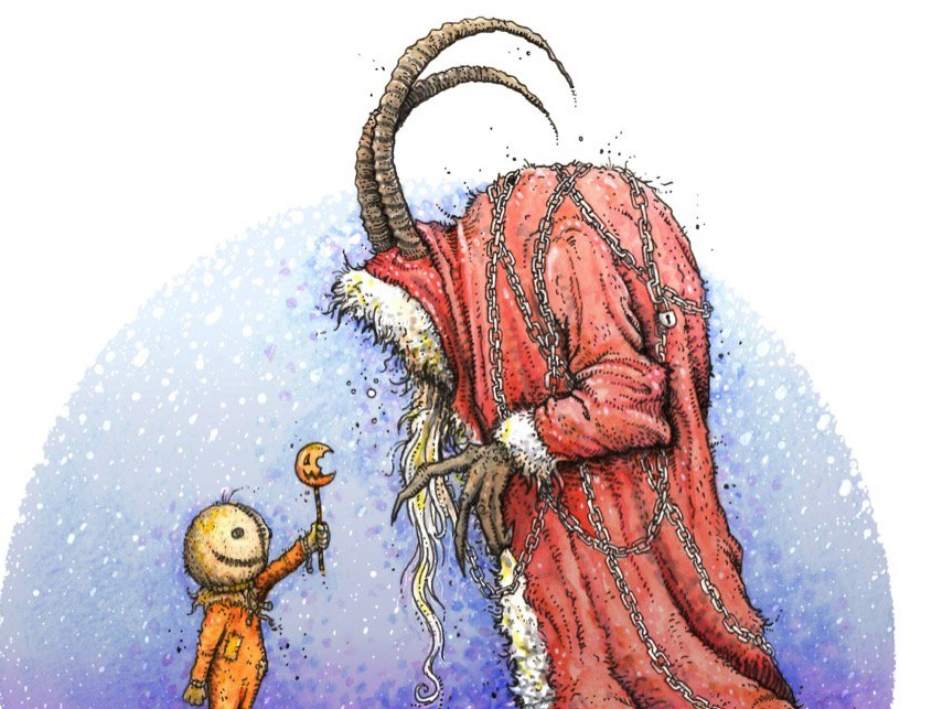 473052cb2e84 Watch the Deleted Scene That Connects  Trick  r Treat  and  Krampus ...