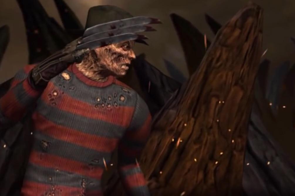 Freddy Krueger Slashes into 'Mortal Kombat X' Mobile Game