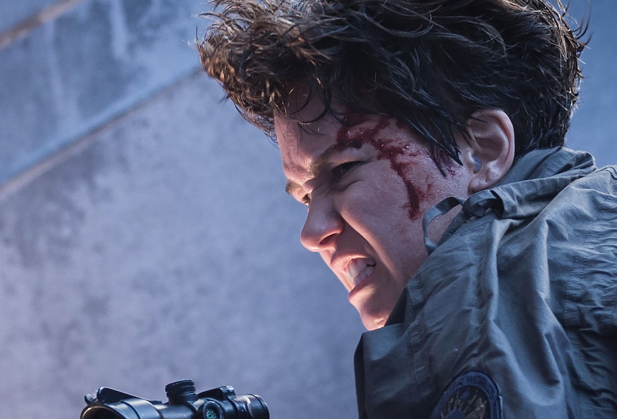 A High Resolution Look At Katherine Waterston In Alien