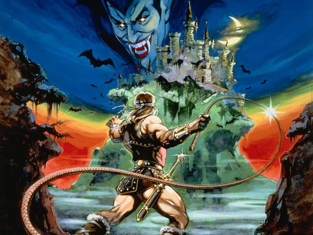 Weve Got The Poster Art For Netflixs Castlevania TV Series