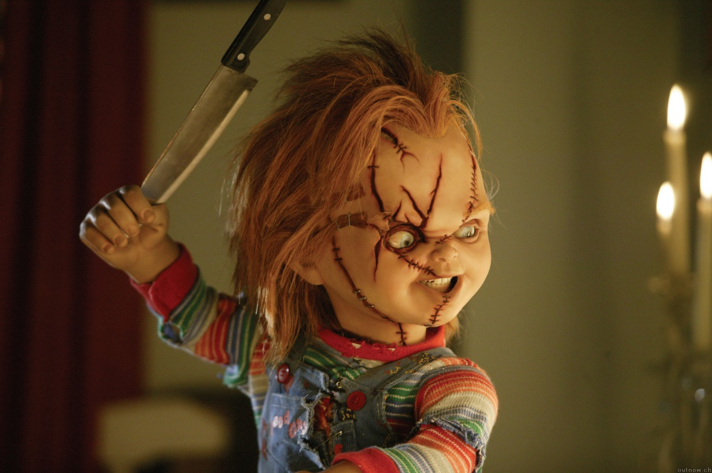 First Cult Of Chucky Image Points A Finger At Exclusive