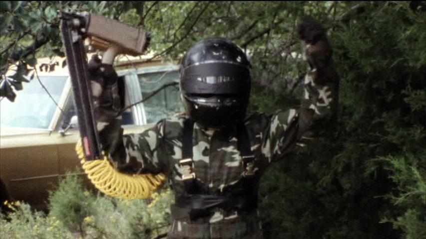 Robert Hall is Remaking \'Nail Gun Massacre\' - Bloody Disgusting