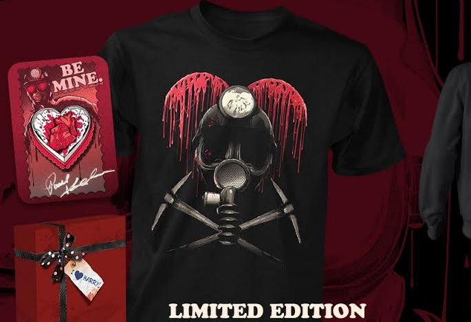 The Fright Rags 'My Bloody Valentine' Collection Will Win