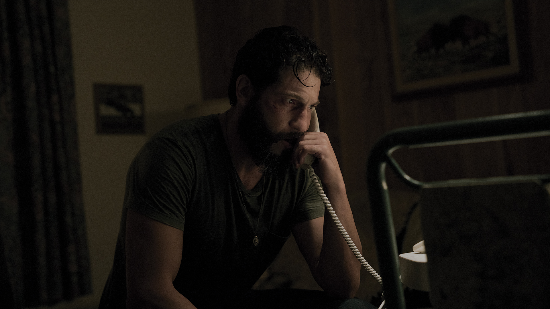 Jon Bernthal as Sam in SWEET VIRGINIA. Photographer: Keri Anderson.